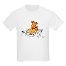 Welsh Terrier World T-Shirt