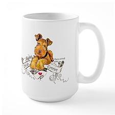 Welsh Terrier World Mug