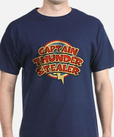 Captain Thunder-Stealer T-Shirt