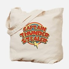 Captain Thunder-Stealer Tote Bag