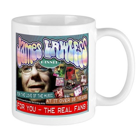 James LAWLESS banned Mug