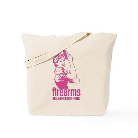 Girls Best Friend. Tote Bag