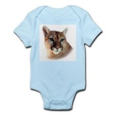 Cindy Kids & Pets CougarWear Infant Creeper
