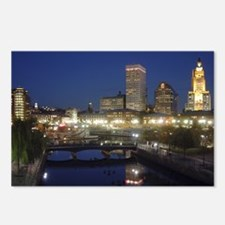 Downtown PVD Postcards (Package of 8)