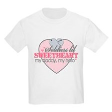 Soldiersd lil Sweetheart T-Shirt