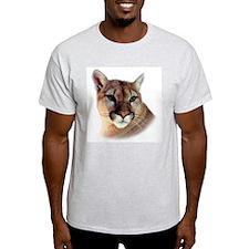 Cindy Men's CougarWear Ash Grey T-Shirt