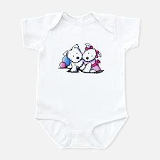 Wendell & Willow Westie Infant Bodysuit
