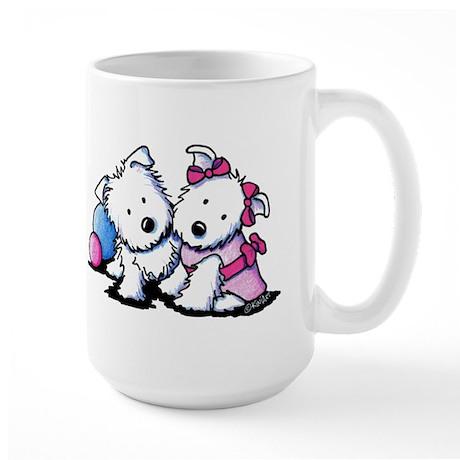 Wendell & Willow Westie Large Mug