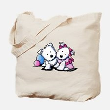 Wendell & Willow Westie Tote Bag