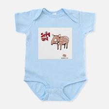 Senor Tapir Infant Bodysuit