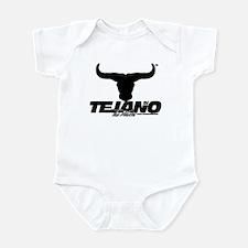 Tejano dj Black Infant Bodysuit