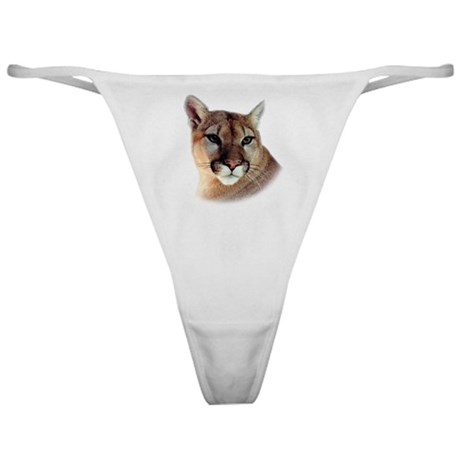 Cindy Junior's CougarWear Classic Thong
