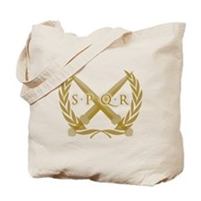 SPQR Roman Republic Tote Bag