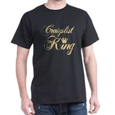 Craigslist King T-Shirt