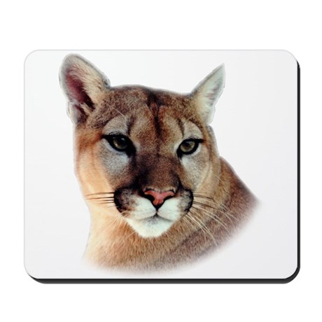 Cindy Home & Office CougarWea Mousepad