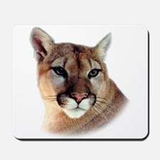 Cindy Home & Office CougarWea Mousepad