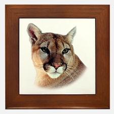 Cindy Home & Office CougarWea Framed Tile
