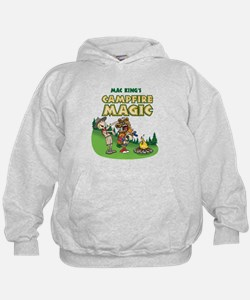 Cute Campfire. campfire magic Hoodie