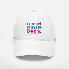 Clarinet Players Rock Baseball Baseball Cap