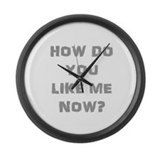 HDYLMN Large Wall Clock