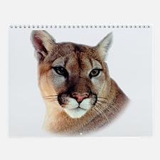Cindy Printed CougarWear Wall Calendar