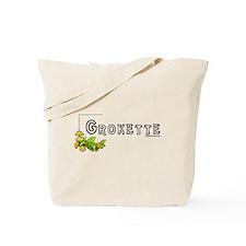 Grokette, paleo, primal Tote Bag