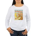Laughing Bud Women's Long Sleeve T-Shirt