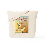 Laughing Bud Tote Bag