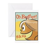 Laughing Bud Greeting Cards (Pk of 10)
