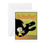 Shadowpuppet Greeting Cards (Pk of 10)