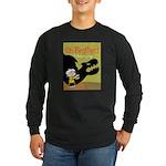 Shadowpuppet Long Sleeve Dark T-Shirt