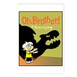 Shadowpuppet Postcards (Package of 8)