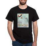 Beach Bud Dark T-Shirt
