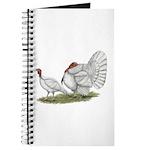 Turkeys: White Holland Journal