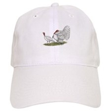 Turkeys: White Holland Baseball Cap