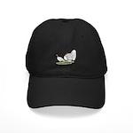 Turkeys: White Holland Black Cap