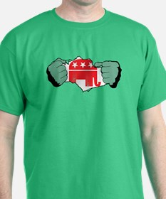 The Elephant Reveal T-Shirt