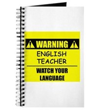 WARNING: English Teacher Journal