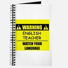 WARNING: English Teacher Journal