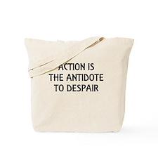 Antidote to Despair Tote Bag