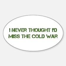 Cold War Decal