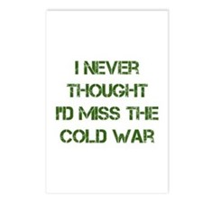 Cold War Postcards (Package of 8)