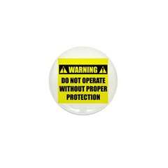 Do Not Operate Mini Button