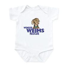 Cute Weim Infant Bodysuit