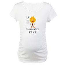Optometry Chick Optometrist Shirt
