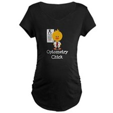 Optometry Chick Optometrist T-Shirt