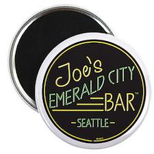 Joe's Bar Magnet