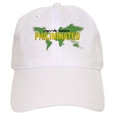 You've Been Philiminated Baseball Cap