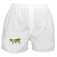 You've Been Philiminated Boxer Shorts