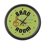 Bright Band Room Music Clock